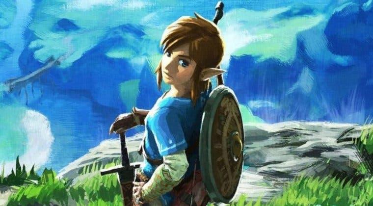 Imagen de Un jugador consigue llegar al espacio en The Legend of Zelda: Breath of the Wild