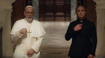 Imagen de The New Pope: la lucha por el control del Vaticano comienza en su tráiler oficial