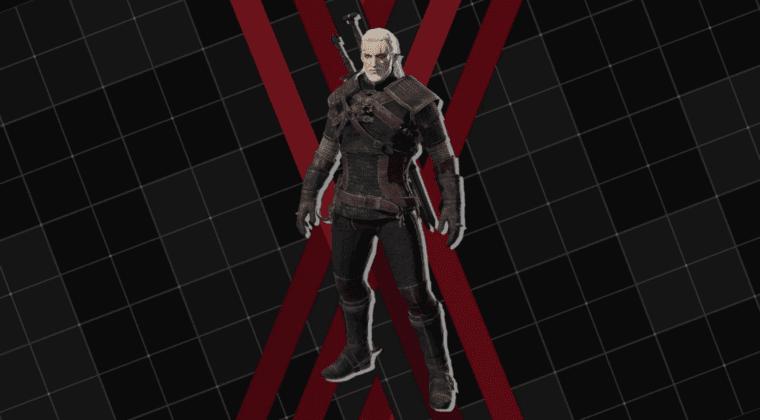 Imagen de The Witcher 3 llega oficialmente a Daemon X Machina