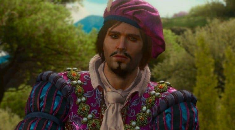 Imagen de The Witcher 4: Crean una petición para que Jaskier (Dandelion) sea un romance de Geralt