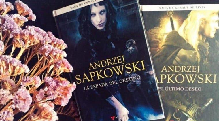 Imagen de Los libros de The Witcher entre lo más vendido tras el estreno de la serie
