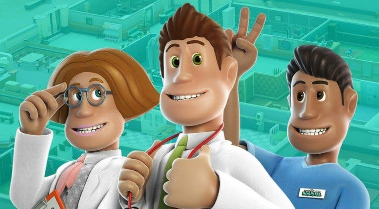 Imagen de Two Point Hospital se unirá a Xbox Game Pass cuando llegue a Xbox One