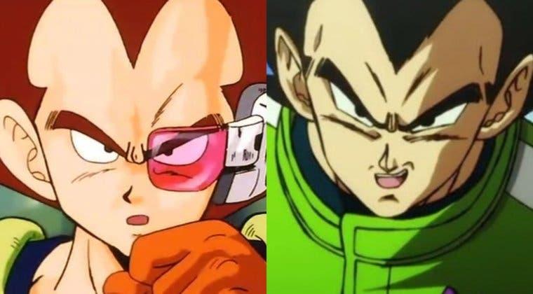 Imagen de Así ha cambiado Vegeta en Dragon Ball según los diseñadores del anime