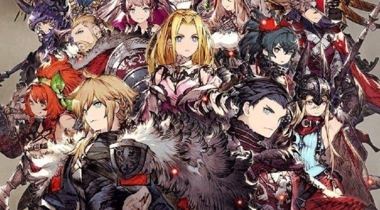 Imagen de War of the Visions: Final Fantasy Brave Exvius supera los 5 millones de descargas