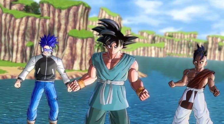 Imagen de Dragon Ball Xenoverse 2 presenta el tráiler de su DLC final: Ultra Pack 2