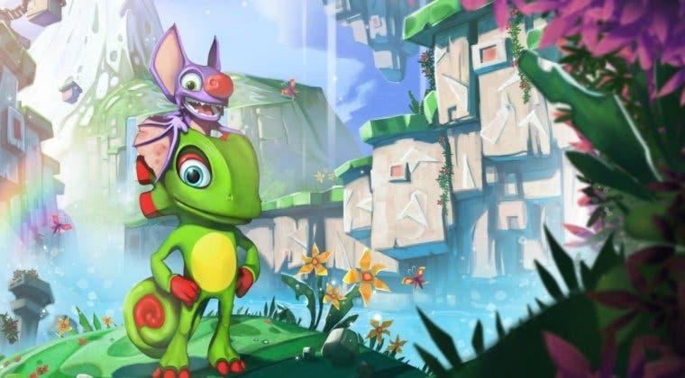 Imagen de Descarga ya gratis Yooka-Laylee and the Impossible Lair en Epic Games Store