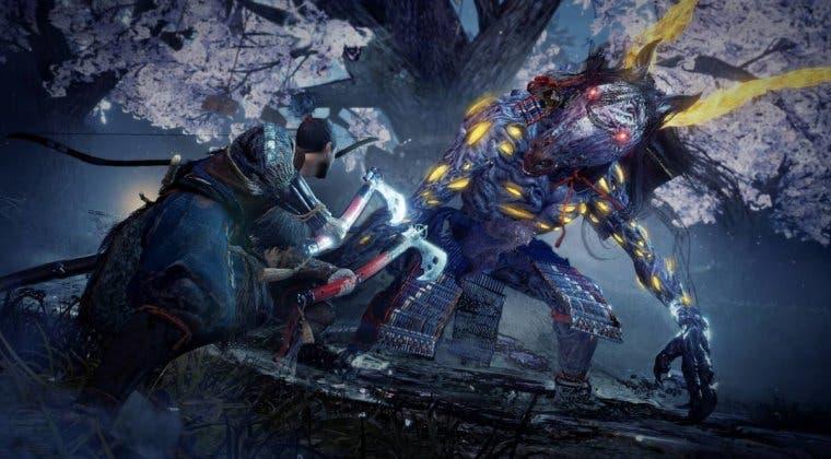 Imagen de Nioh 2 muestra imágenes con nuevos personajes y enemigos