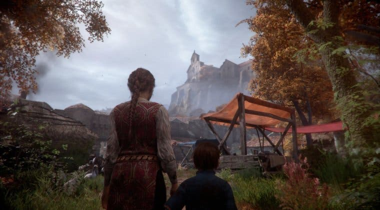 Imagen de La versión mejorada de A Plague Tale: Innocence llega a Xbox Series X|S un día antes