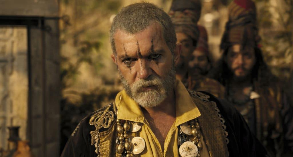 """Antonio Banderas interpreta al Dictador Rassouli en """"Las aventuras del Dr. Dolittle"""""""