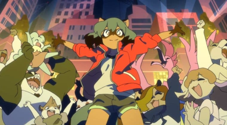 Imagen de BNA: Brand New Animal: tráiler del nuevo anime de Trigger (Kill la Kill, Promare)