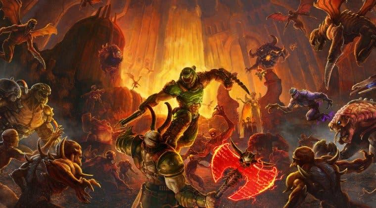 Imagen de DOOM Eternal se convierte en el mejor estreno en ventas de toda la saga