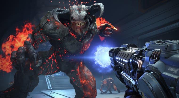 Imagen de DOOM Eternal luce su máxima dificultad en un extenso gameplay