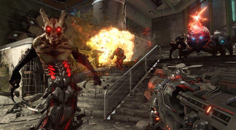 Imagen de Los propietarios de DOOM Eternal en Steam ya pueden precargar el juego