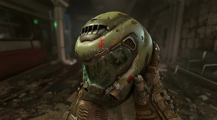 Imagen de DOOM Eternal: así son las versiones de PS4 Pro y Switch comparadas en vídeo