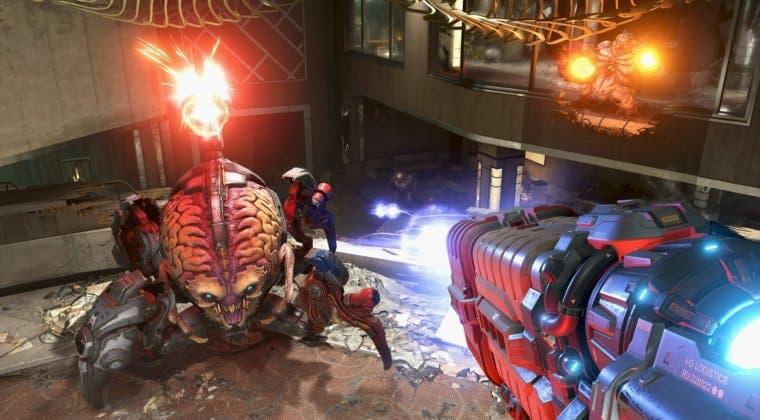 Imagen de Bethesda explica por qué DOOM Eternal no tiene el mítico Modo Deathmatch