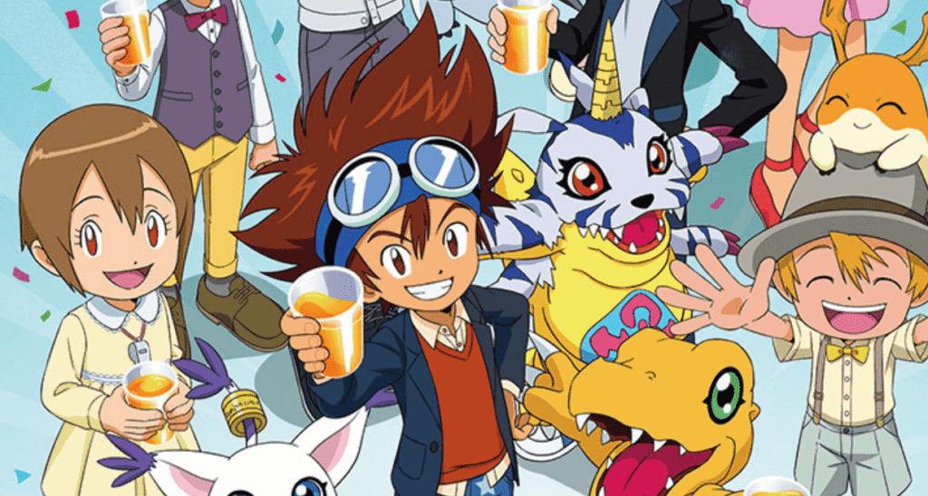 Digimon Adventure: Ψ