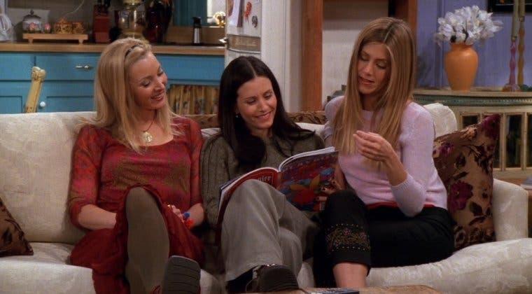 Imagen de El curioso motivo por el que Lisa Kudrow no ha vuelto a ver un episodio de Friends