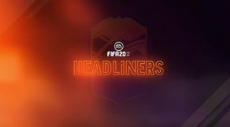 Imagen de Ya disponible la segunda tanda de Headliners en FIFA 20 Ultimate Team
