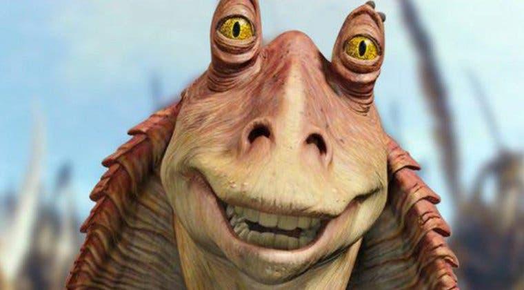 Imagen de Jar Jar Binks podría aparecer en la serie de Obi-Wan de Disney +
