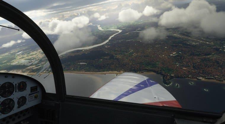 Imagen de El espectacular Microsoft Flight Simulator vuelve a lucirse en un nuevo tráiler