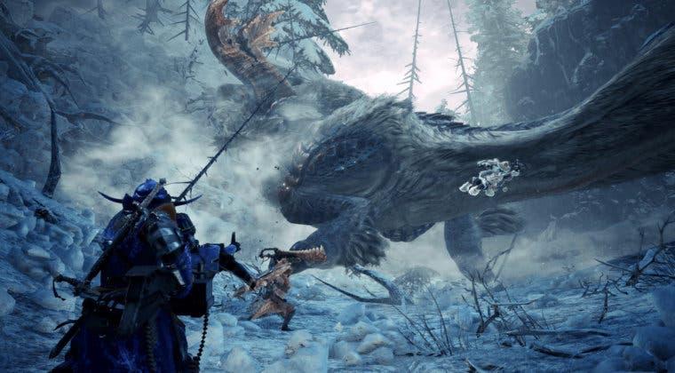Imagen de La cuarta actualización de Monster Hunter World: Iceborne concreta su llegada y adelanta nuevo vídeo