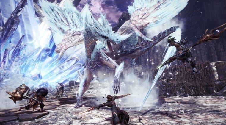Imagen de Monster Hunter World: Iceborne confirma fecha de lanzamiento para su tercera actualización y muestra gameplay