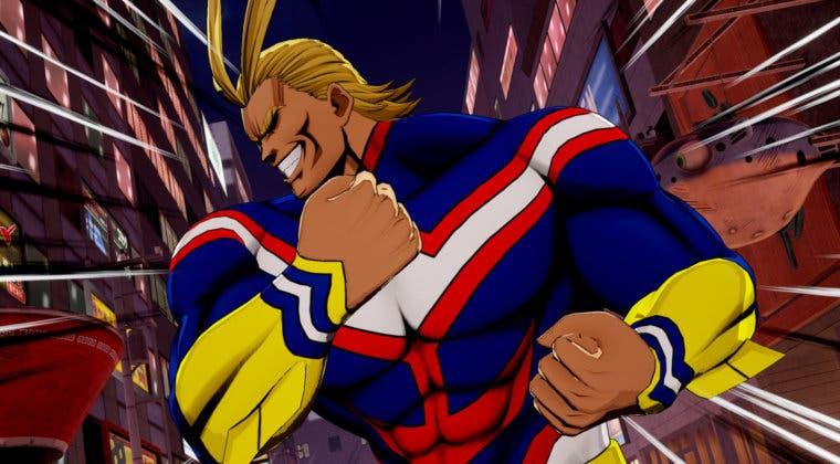 Imagen de Primeras impresiones de My Hero One's Justice 2