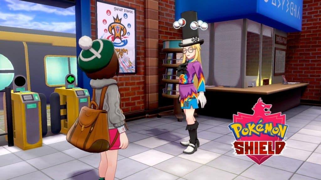 Pokemon Espada y Escudo Slowpoke 1