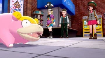 Imagen de Pokémon Espada y Escudo: Así es Slowbro de Galar