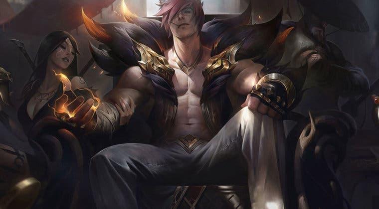 Imagen de Sett, el nuevo campeón de League of Legends, ya está disponible