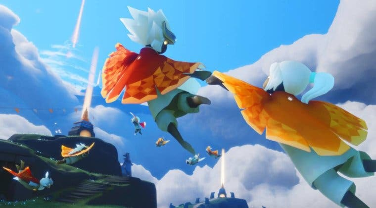 Imagen de Sky: Children of the Light, de los creadores de Journey, tendrá cross-play en todas las plataformas