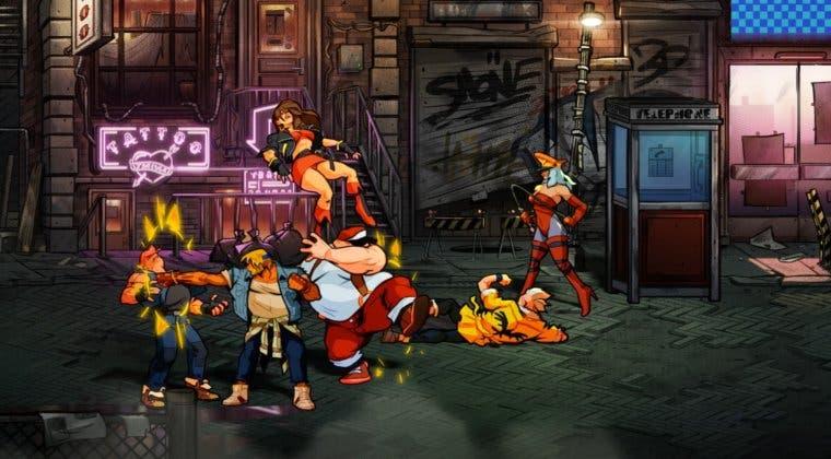 Imagen de Se confirma el precio de Streets of Rage 4 con un nuevo gameplay
