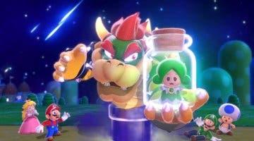Imagen de Así de rápido es Super Mario 3D World + Bowser's Fury respecto al original