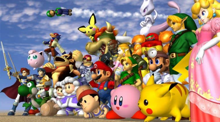Imagen de Se confirma el personaje de Duck Hunt en Super Smash Bros