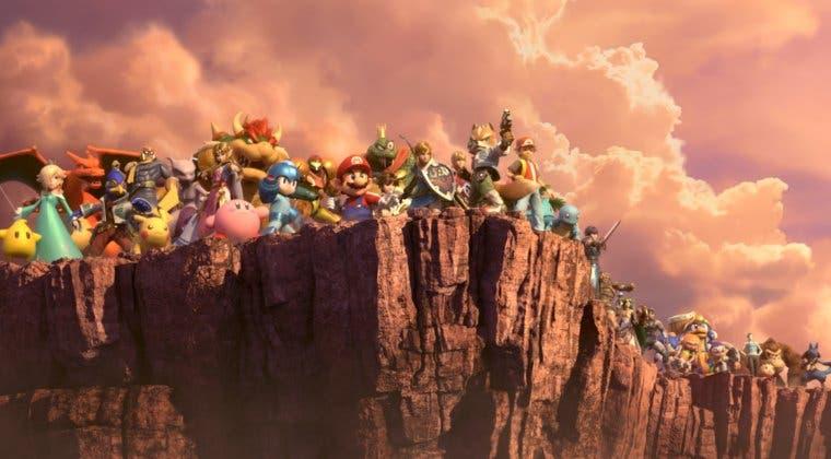 Imagen de Super Smash Bros. Ultimate revela a qué juego pertenece el sexto personaje del Fighter Pass 2