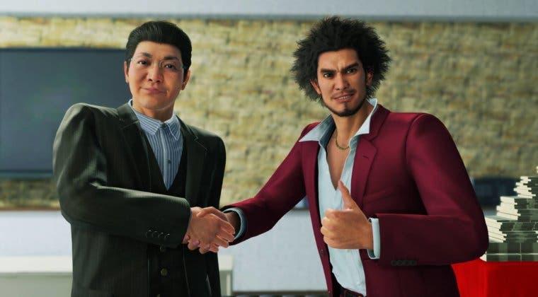 Imagen de Yakuza: Like a Dragon desvela las cifras de ventas de su estreno en Japón