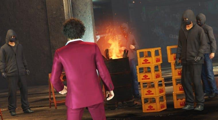 Imagen de Yakuza: Like a Dragon confirma fecha de lanzamiento en Xbox Series X