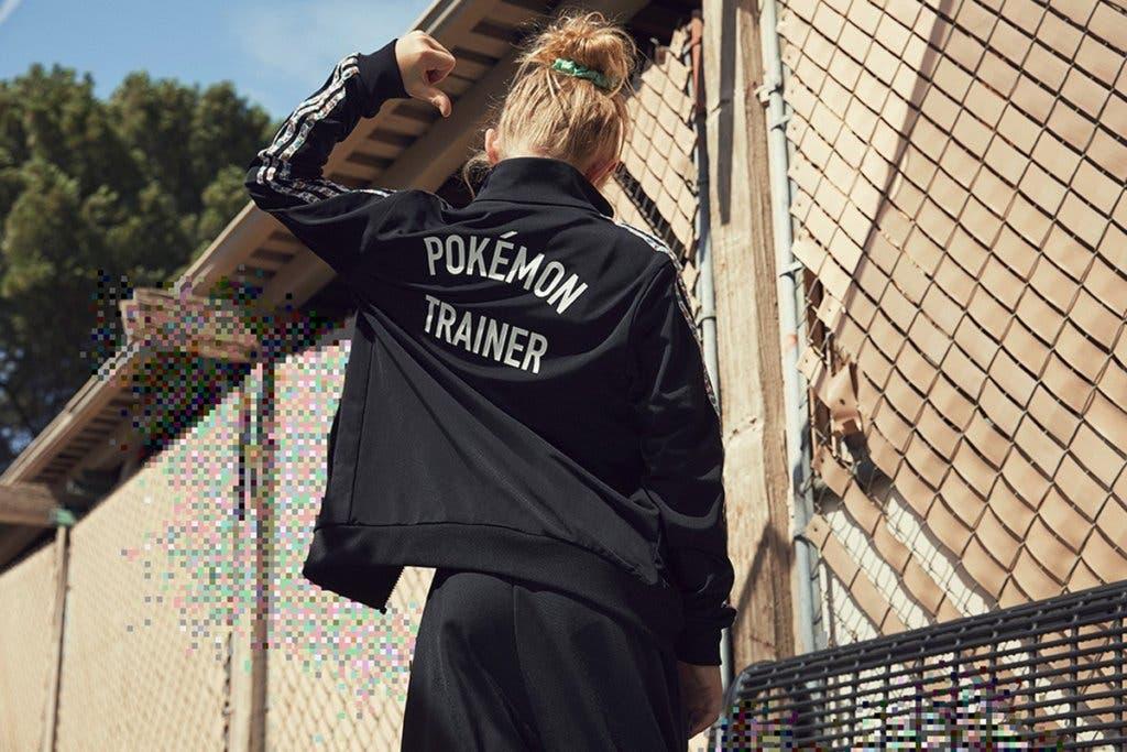 Imagen de La colección Pokémon x Adidas ya es una realidad en tiendas de todo el mundo