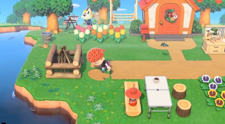 Imagen de Animal Crossing: New Horizons homenajea a la abuela que jugó más de 3.000 horas a New Leaf
