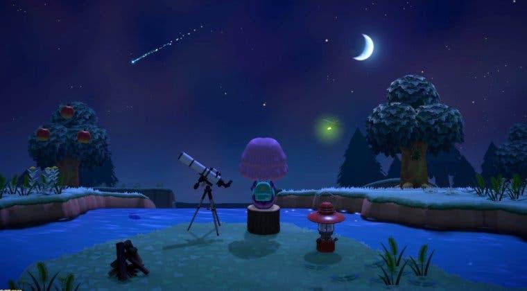 Imagen de Animal Crossing: New Horizons deja ver una misteriosa tumba en la isla