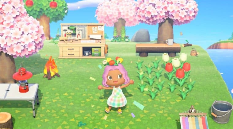 Imagen de Nuevo spot de televisión para Animal Crossing: New Horizons