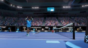 Imagen de Análisis AO Tennis 2