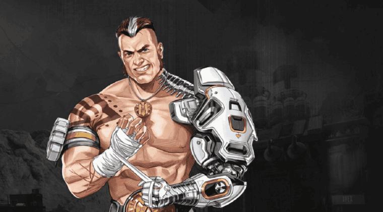 Imagen de Así es Forge, el próximo personaje que llegará a Apex Legends con la Temporada 4