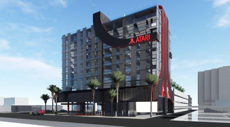 Imagen de La última excentricidad de Atari: crear hoteles temáticos de su propia marca