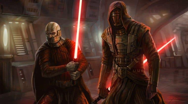 Imagen de Disney podría estar trabajando en una serie de Star Wars: Caballeros de la Antigua República