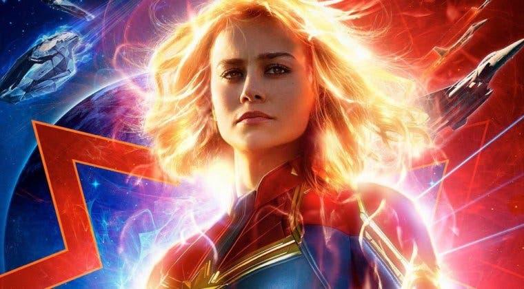 Imagen de Capitana Marvel 2 ya está en desarrollo