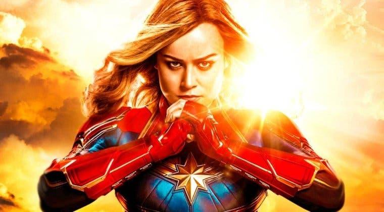 Imagen de Capitana Marvel 2: Galactus es el villano en este increíble póster de un fan