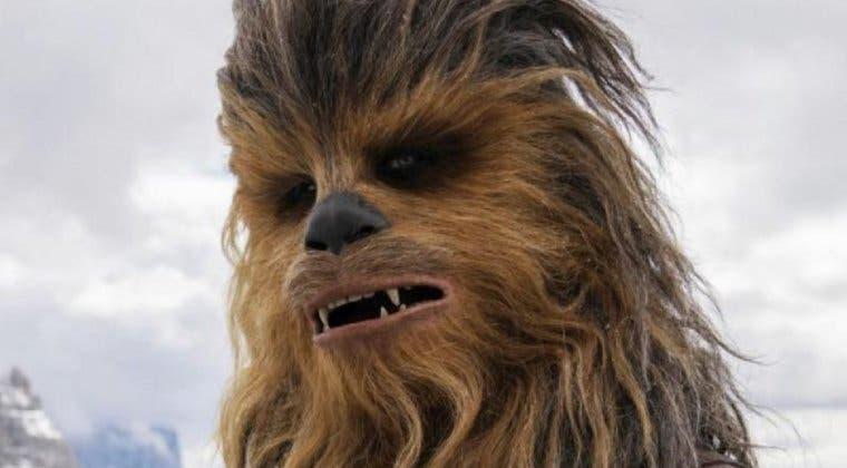 Imagen de Star Wars: Lava un peluche de Chewbacca y el resultado es aterrador
