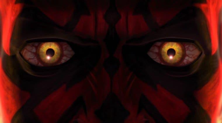 Imagen de Star Wars: The Clone Wars -  Darth Maul al acecho en el increíble tráiler de la séptima temporada