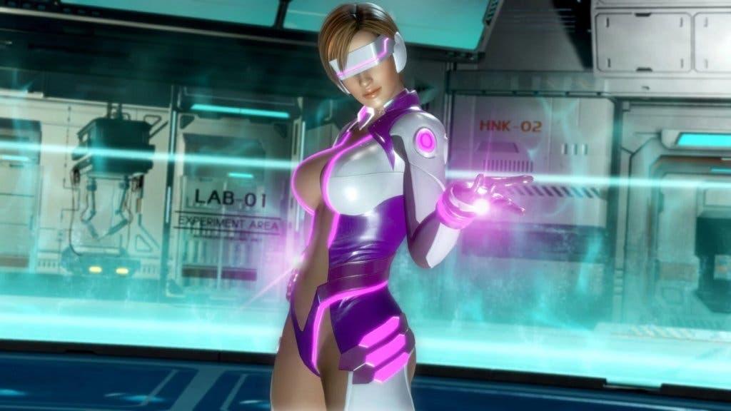 Imagen de Dead or Alive 6 muestra DLC de nuevos atuendos futuristas